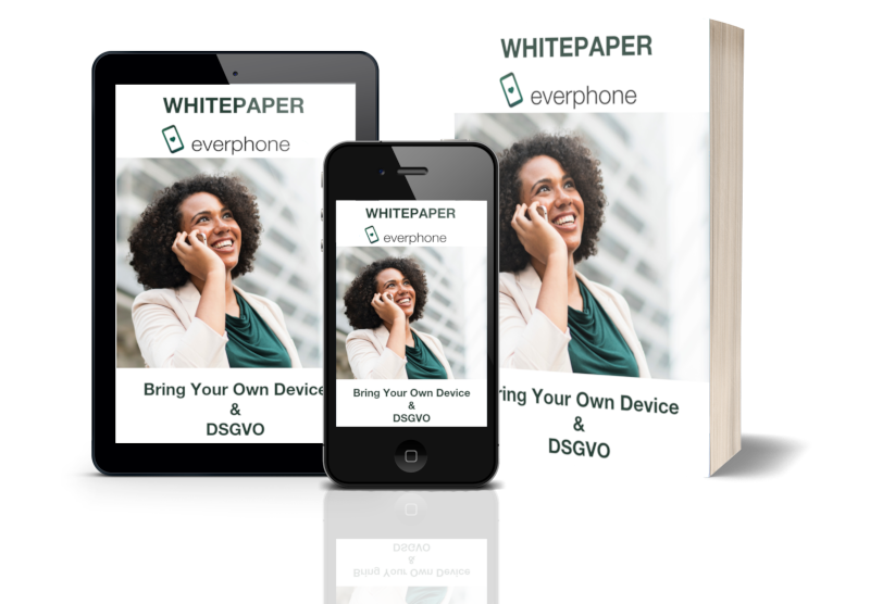 3ED Cover Whitepaper BYOD & DSGVO_small