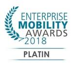 Enterprise Mobility Award 2018