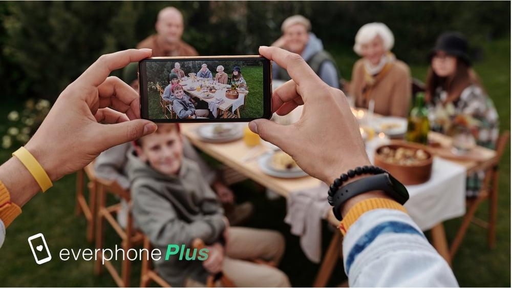 everphone plus Family & Friends