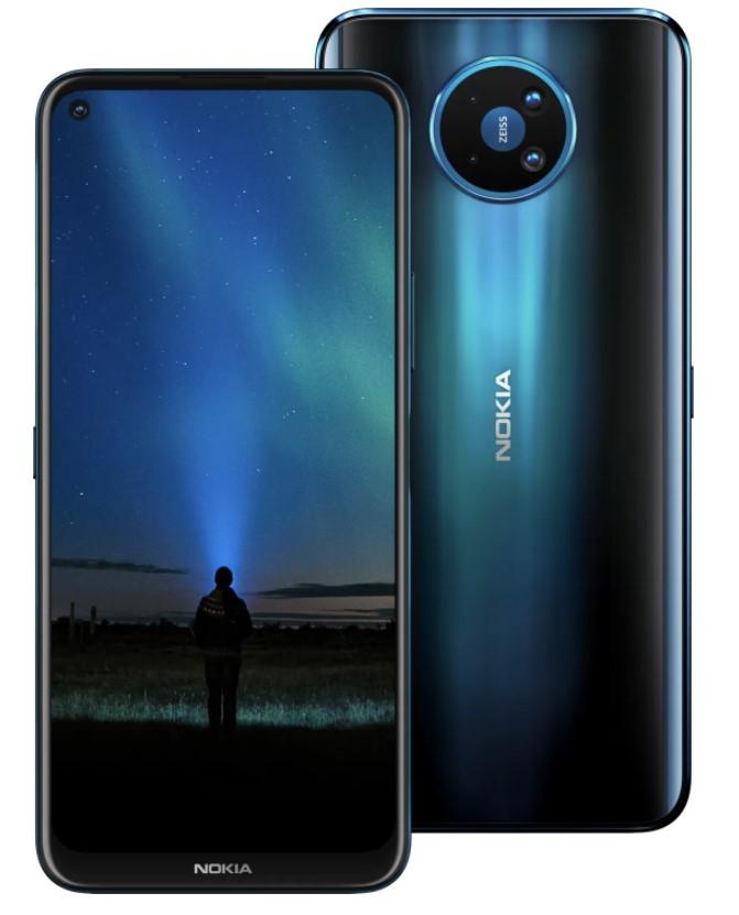 Nokia Smartphone 8.3 mieten