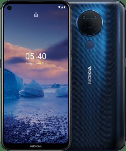 Samrtphone_Nokia_5.4_mieten_Polarnacht-1