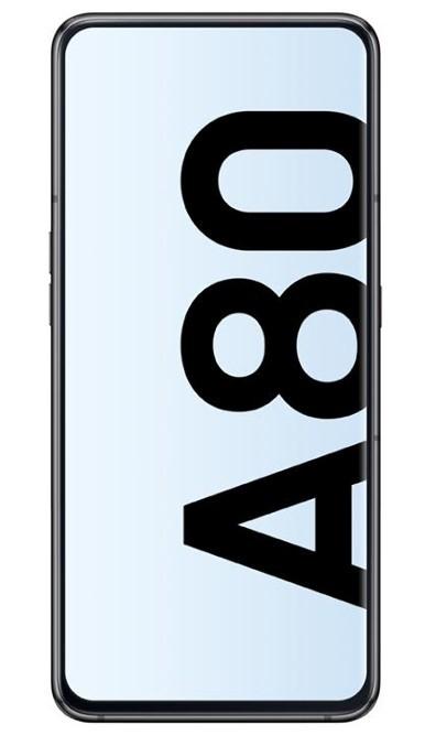 Samsung Galaxy A80 front