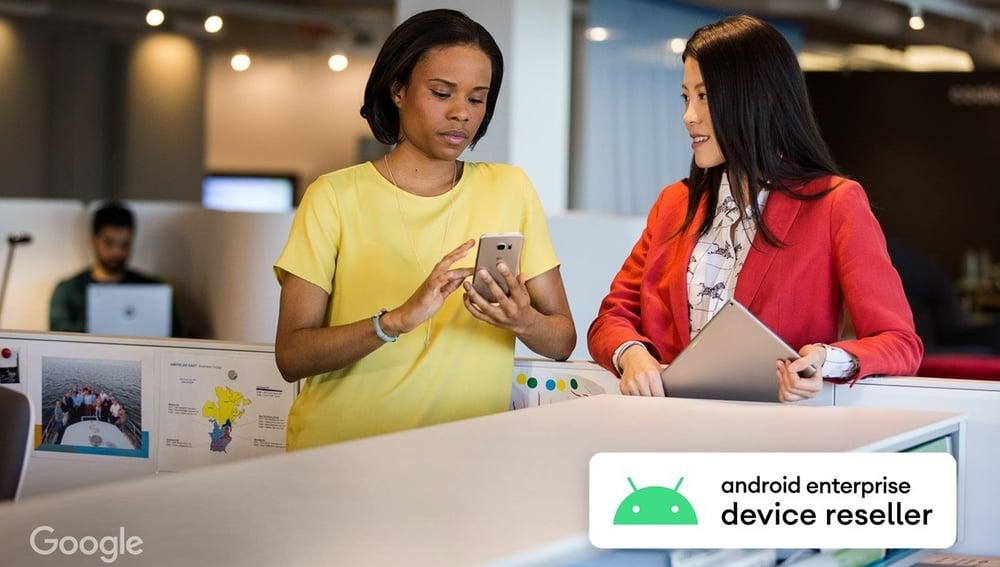 android enterprise essentials website