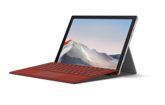 Microsoft Surface Pro7+ mieten