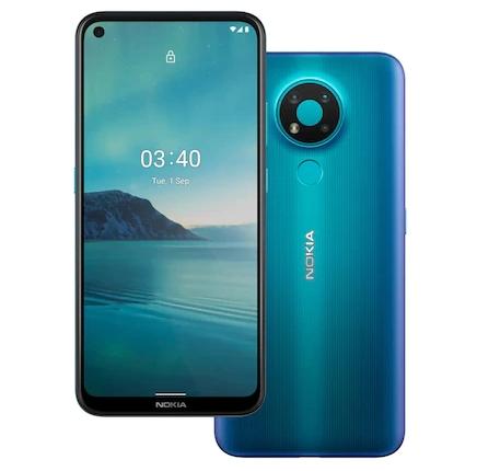Nokia 3.4 als Firmen-Smartphone mieten