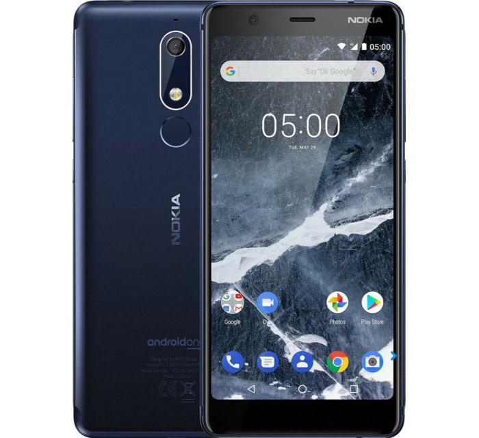 Nokia 5.1 front_700