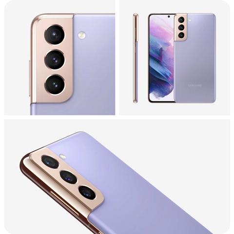 Samsung Galaxy S21 5G mieten everphone