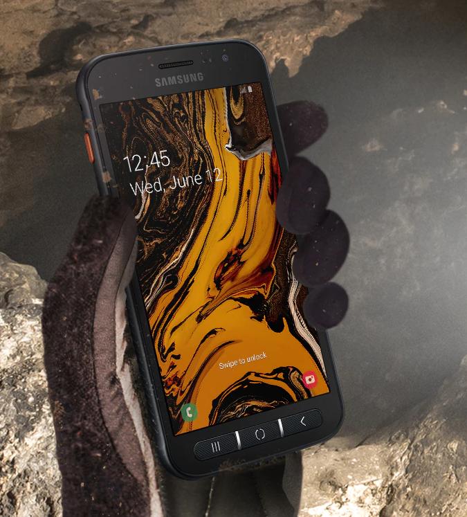 Samsung Galaxy Xcover 4s ruggedized