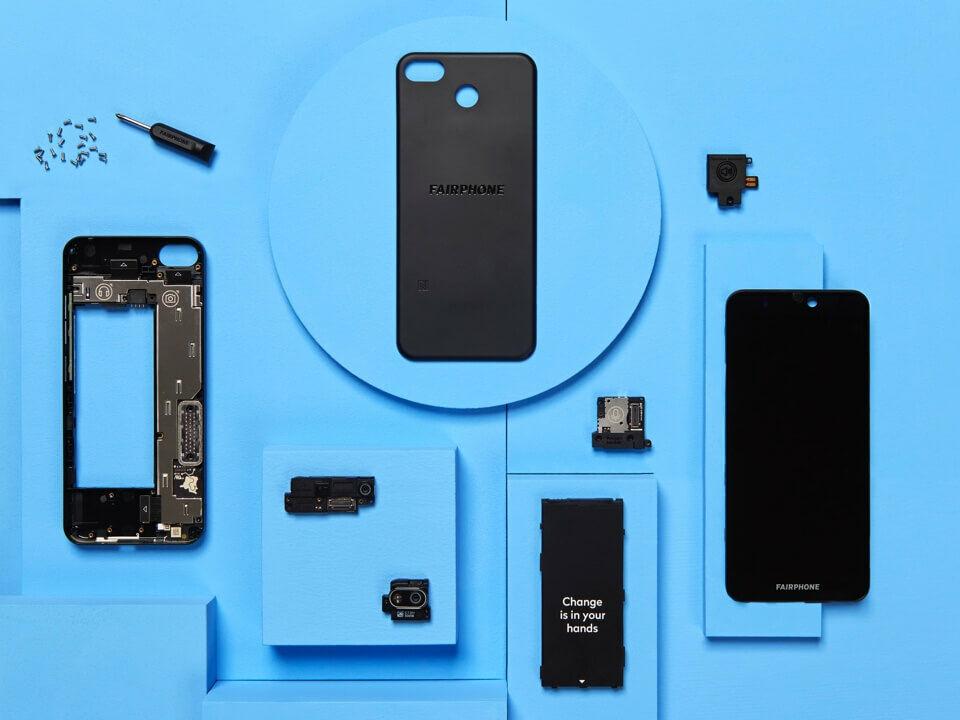 fairphone 3 plus_modular